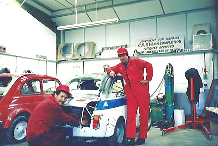 Classic Italian Car Servicing